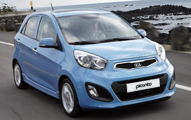 kia picanto - second-gen to debut in malaysia in q4