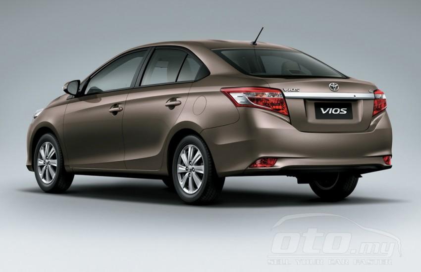 2013 Toyota Vios – specs list pops up on oto.my Image #192056