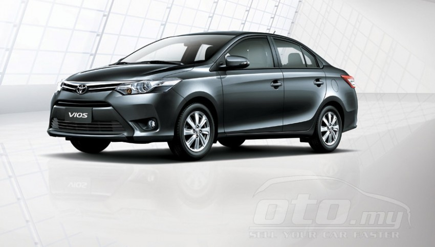 2013 Toyota Vios – specs list pops up on oto.my Image #192054