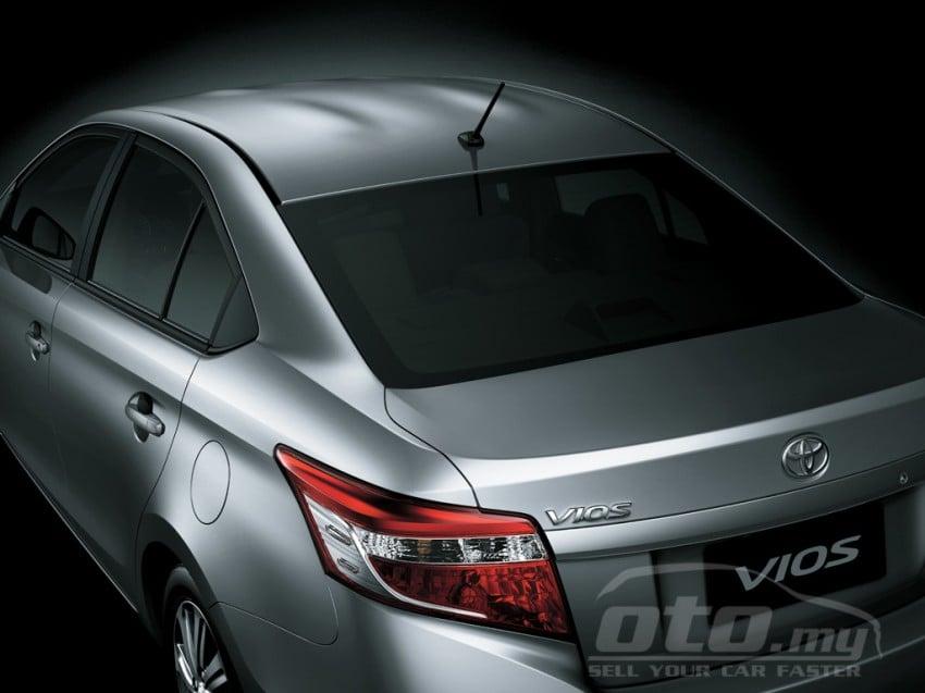 2013 Toyota Vios – specs list pops up on oto.my Image #192060
