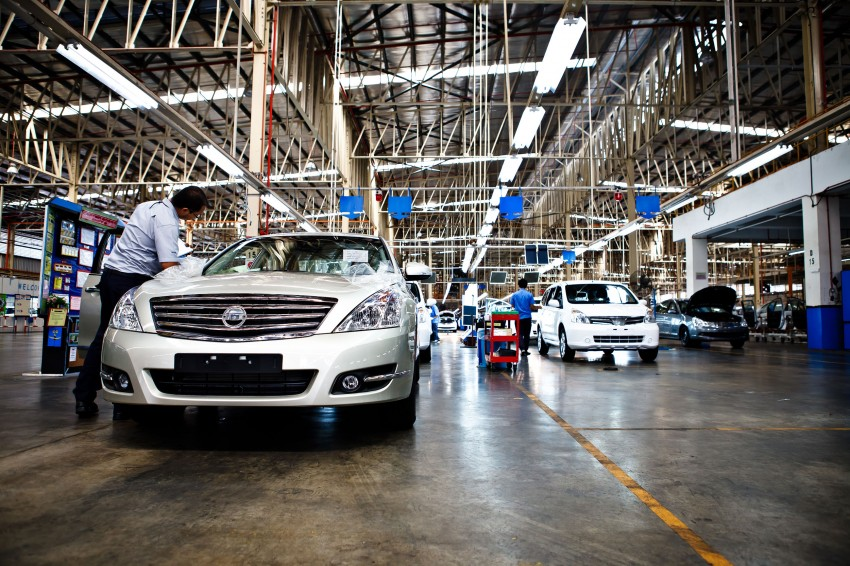 Tan Chong Myanmar Signs Nissan Distribution Agreement