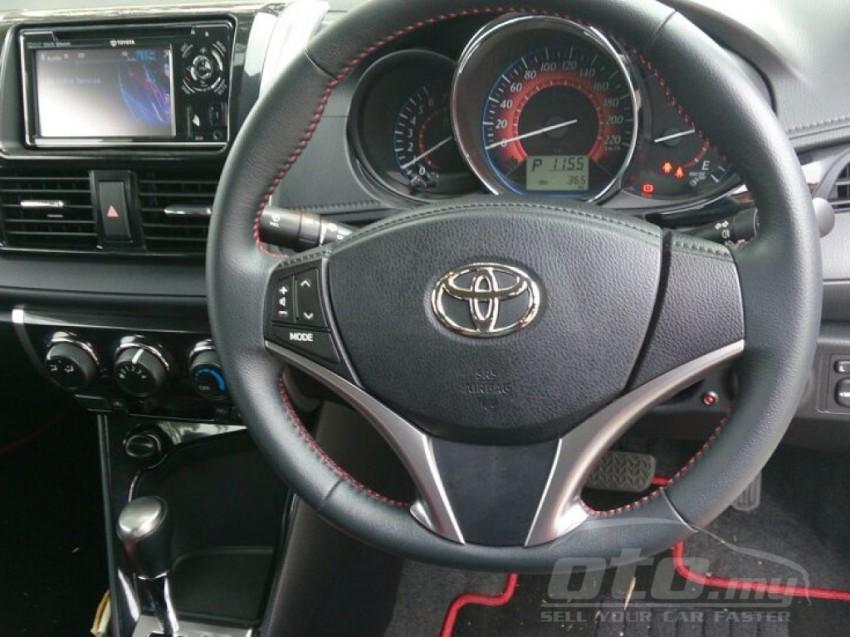 2013 Toyota Vios – specs list pops up on oto.my Image #191776