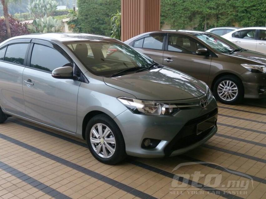 2013 Toyota Vios – specs list pops up on oto.my Image #191787