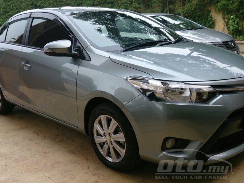 2013 Toyota Vios – specs list pops up on oto.my Image #191790