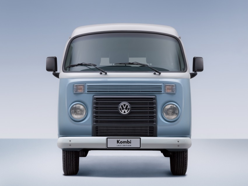 Volkswagen Kombi Last Edition marks the end of 56 years of Type 2 production in Brazil; 600 to be made Image #193423