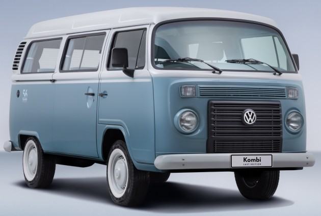 volkswagen kombi last edition ends type 2 production in brazil