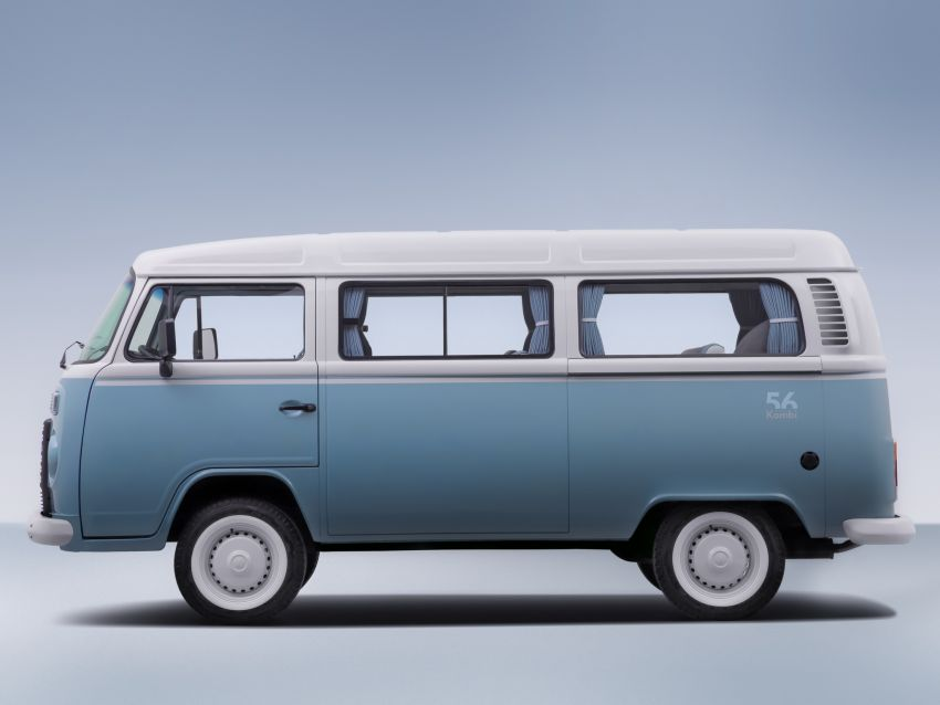 Volkswagen Kombi Last Edition marks the end of 56 years of Type 2 production in Brazil; 600 to be made Image #193425