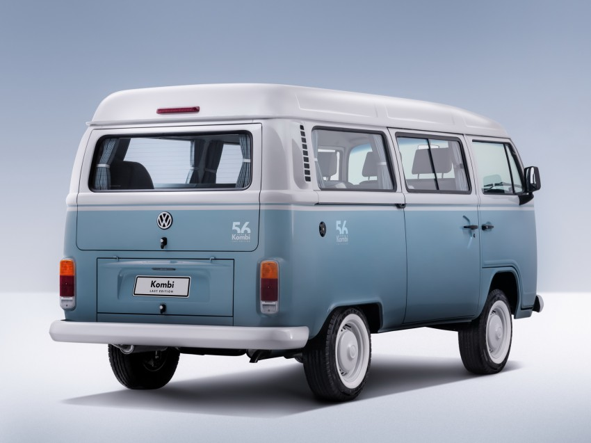 Volkswagen Kombi Last Edition marks the end of 56 years of Type 2 production in Brazil; 600 to be made Image #193426