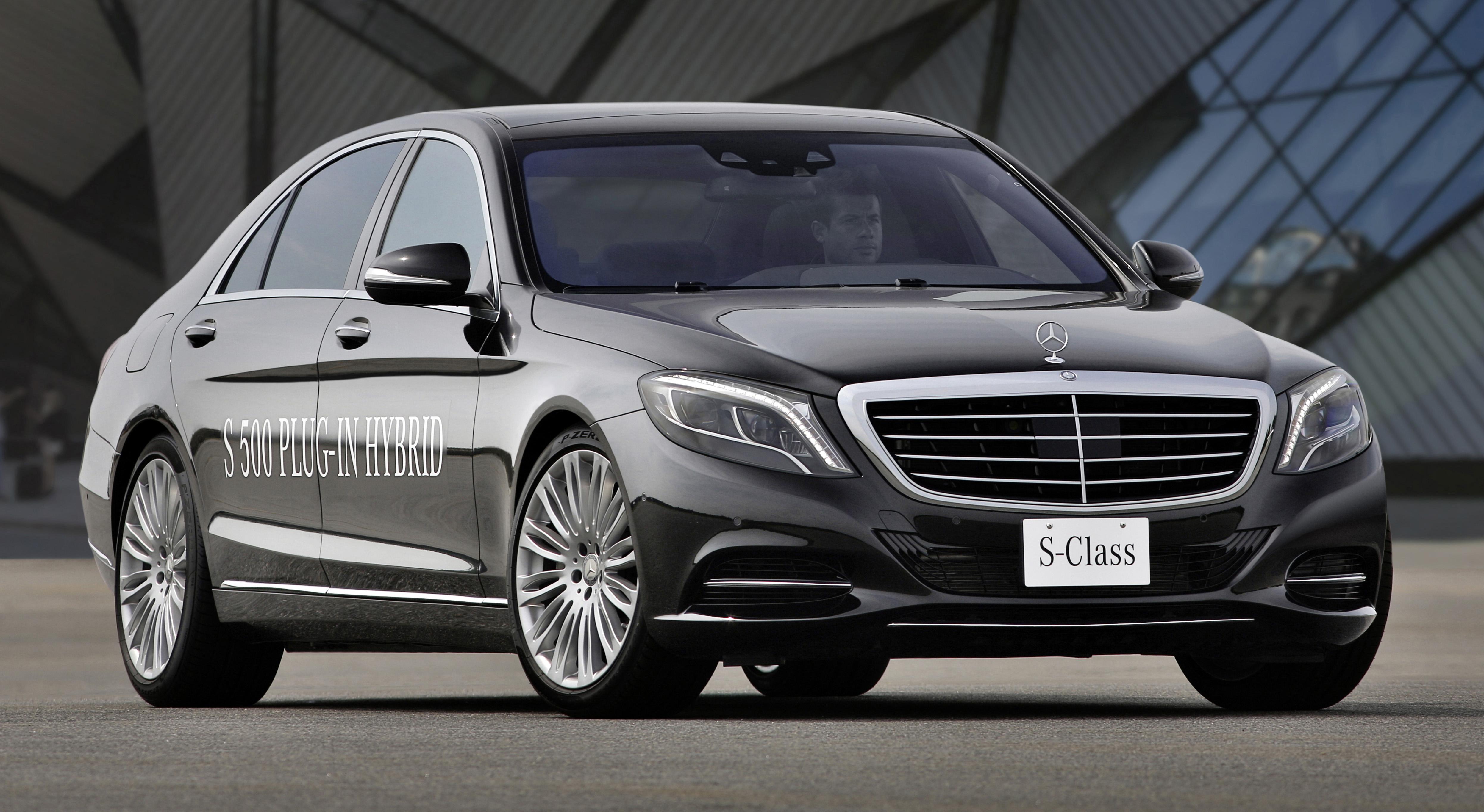 W222 Mercedes Benz S 500 Plug In Hybrid to debut at Frankfurt 2013 –