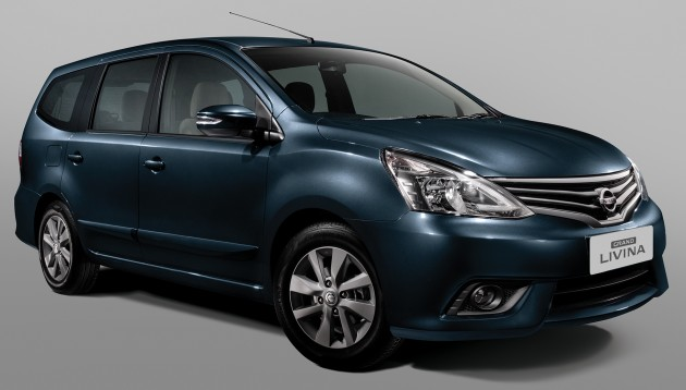 All-new Nissan Grand Livina To Debut In March 2016