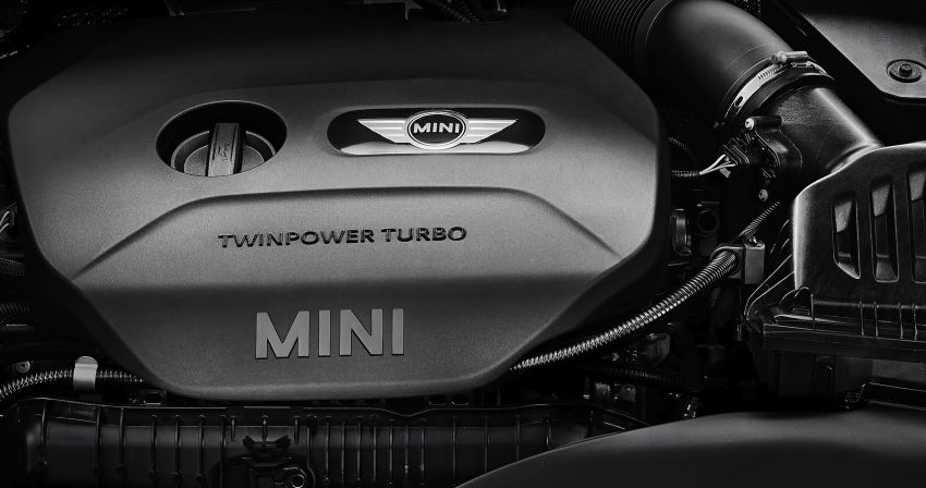 2014 MINI to get turbo 1.5L, 2.0L and adaptive dampers Image #201835