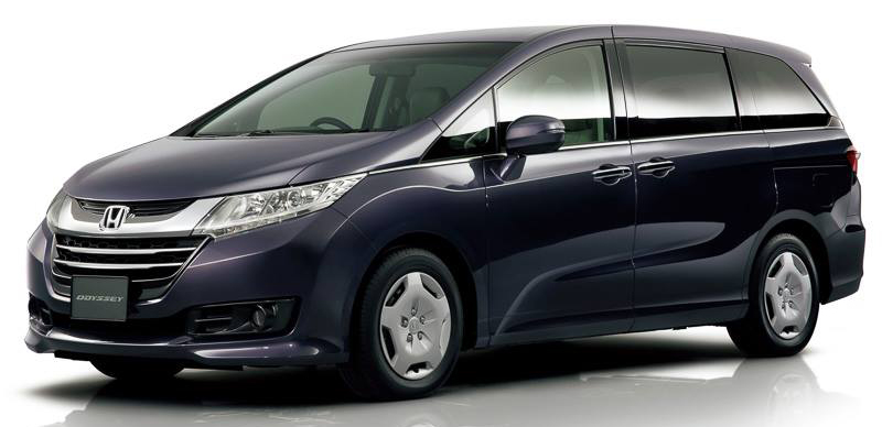 Honda Odyssey 2018 Malaysia >> New Honda Odyssey MPV – now taller, with sliding doors, coming to Malaysia before the end of ...