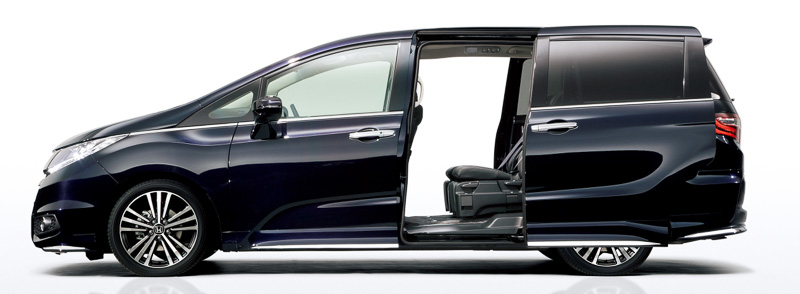 New Honda Odyssey MPV – now taller, with sliding doors, coming to Malaysia before the end of 2013 Image #201597
