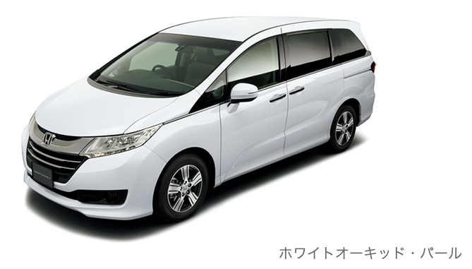 New Honda Odyssey MPV – now taller, with sliding doors, coming to Malaysia before the end of 2013 Image #201600