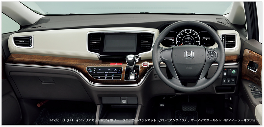 New Honda Odyssey MPV – now taller, with sliding doors, coming to Malaysia before the end of 2013 Image #201607
