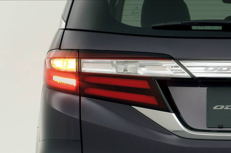 New Honda Odyssey MPV – now taller, with sliding doors, coming to Malaysia before the end of 2013 Image #201608