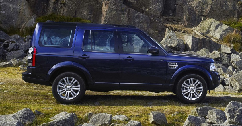 2014 Land Rover Discovery gets new looks and tech Image #195898