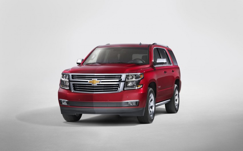 2015 Chevrolet Tahoe, LWB Suburban and its GMC Yukon, Yukon XL and Yukon Denali siblings unveiled Image #198920