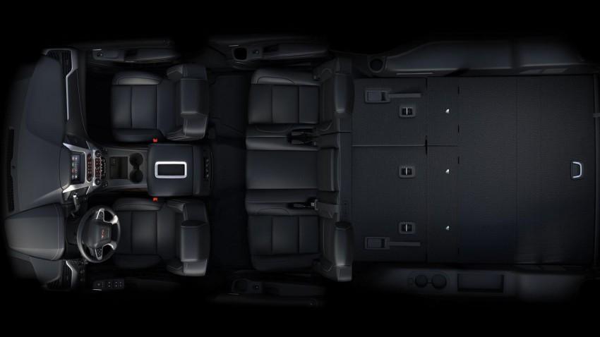 2015 Chevrolet Tahoe, LWB Suburban and its GMC Yukon, Yukon XL and Yukon Denali siblings unveiled Image #198935