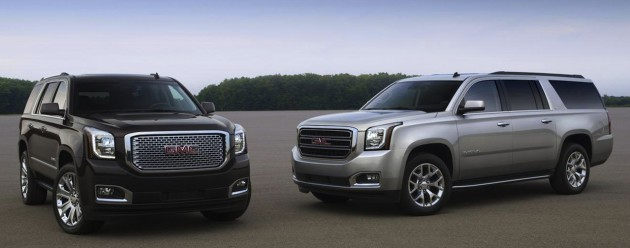 2015 Gmc Yukon To Average Just 6 4 Km L In The City