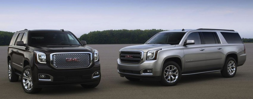 2015 Chevrolet Tahoe, LWB Suburban and its GMC Yukon, Yukon XL and Yukon Denali siblings unveiled Image #198955