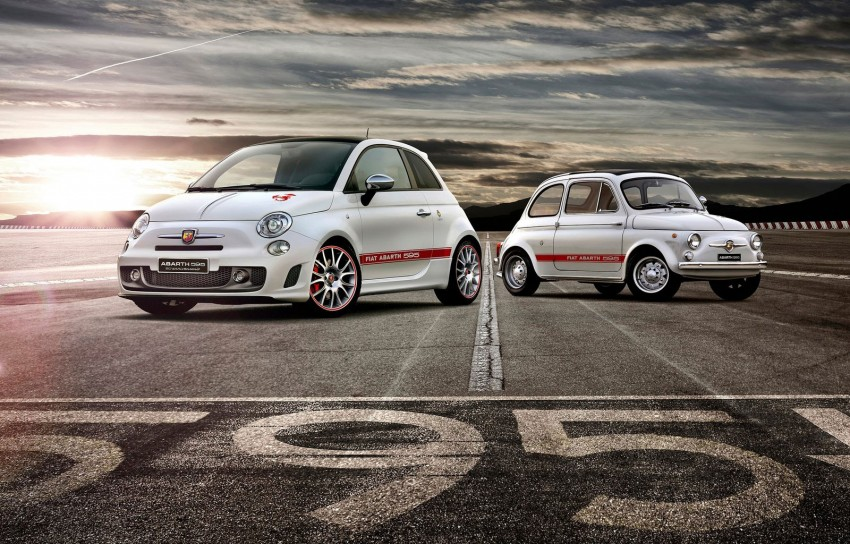 Fiat 595 Abarth 50th Anniversary – 299 units only Image #196674