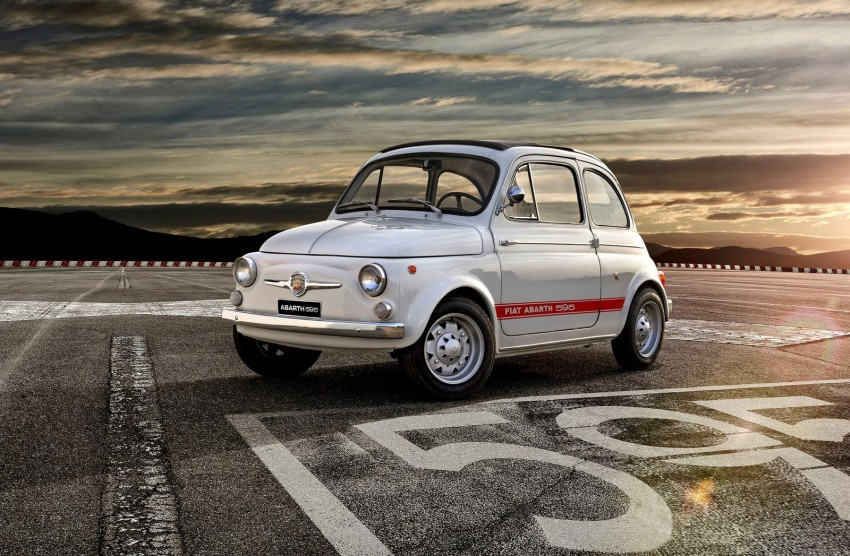 Fiat 595 Abarth 50th Anniversary – 299 units only Image #196675