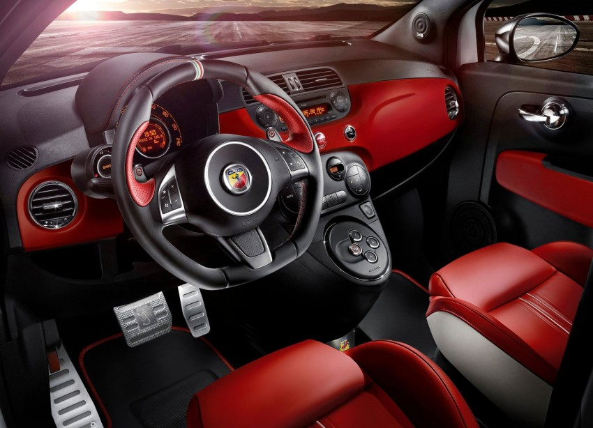 Fiat 595 Abarth 50th Anniversary – 299 units only Image #196676