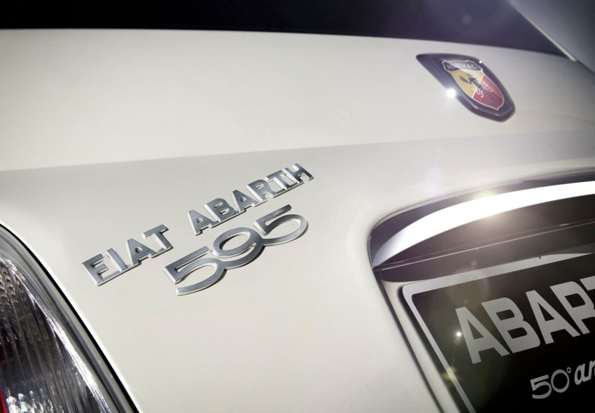 Fiat 595 Abarth 50th Anniversary – 299 units only Image #196678