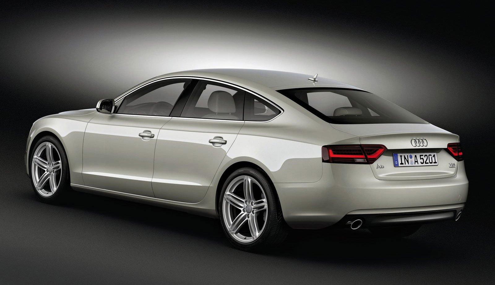 Kekurangan Audi A5 Sportback 2011 Spesifikasi