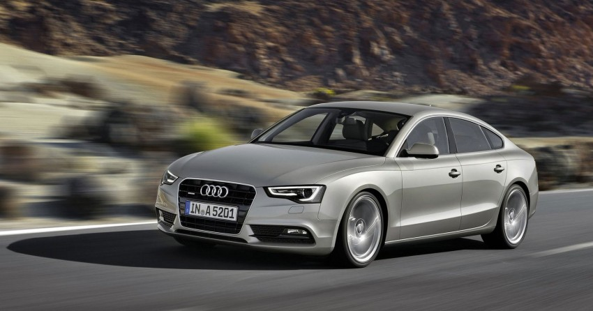 Audi A5 Sportback introduced in Malaysia – RM360k Image #199499