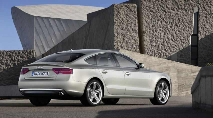 Audi A5 Sportback introduced in Malaysia – RM360k Image #199503