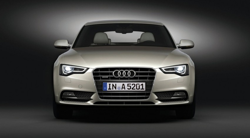 Audi A5 Sportback introduced in Malaysia – RM360k Image #199506