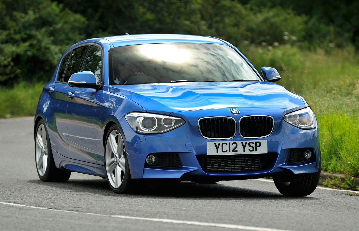 spied f20 bmw 1 series in malaysia 125i m sport image 195863. Black Bedroom Furniture Sets. Home Design Ideas