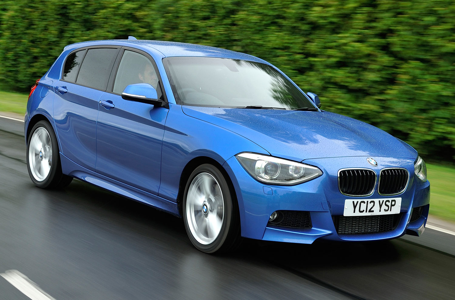 spied f20 bmw 1 series in malaysia 125i m sport image 195866. Black Bedroom Furniture Sets. Home Design Ideas