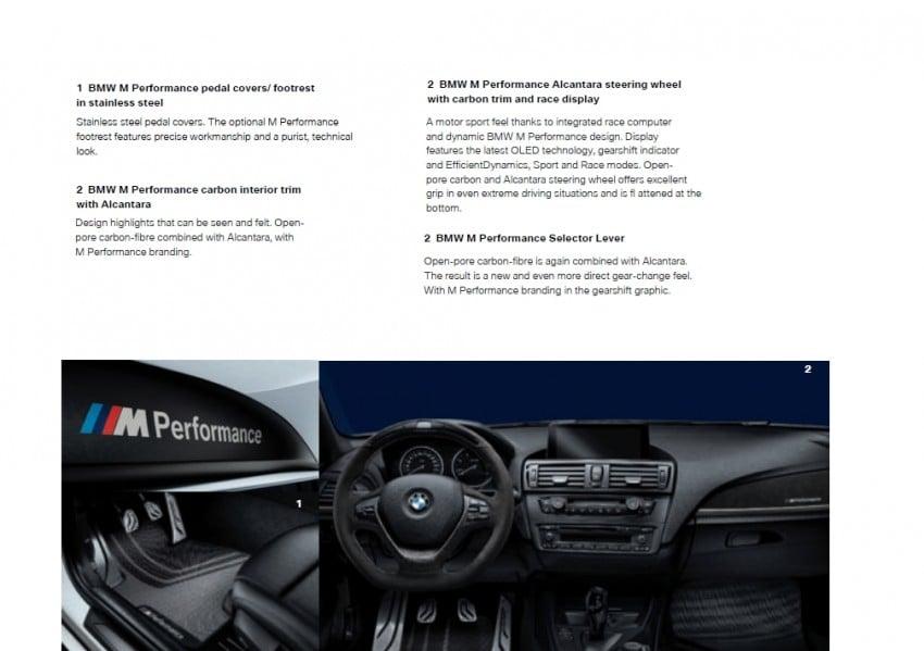 BMW 1 Series (F20) launched in Malaysia – 116i, 118i Sport/Urban, 125i Sport/M Sport, RM171k-254k Image #200120