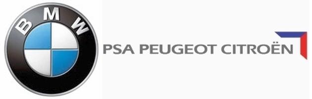 BMW PSA logo