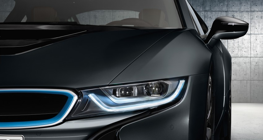 BMW i8 plug-in hybrid sports car – full official details Image #197792