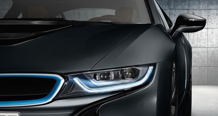 BMW i8 plug-in hybrid sports car – full official details Image #197792