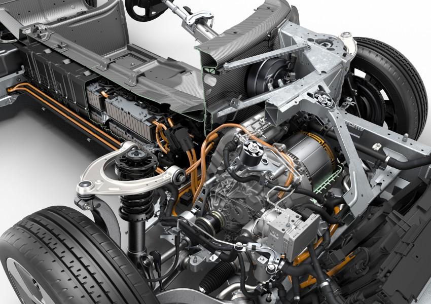 BMW i8 plug-in hybrid sports car – full official details Image #197823