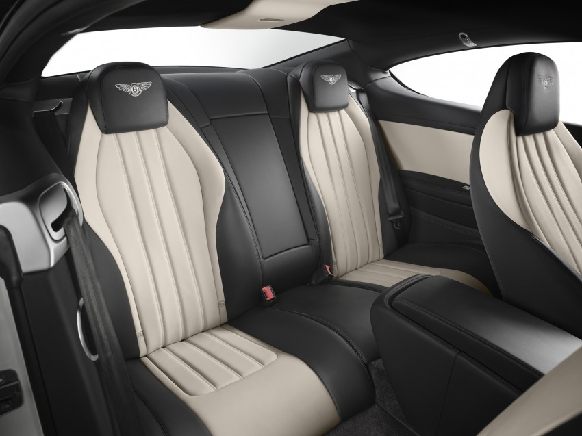 Bentley Continental GT V8 S is faster, more focused Image #196296