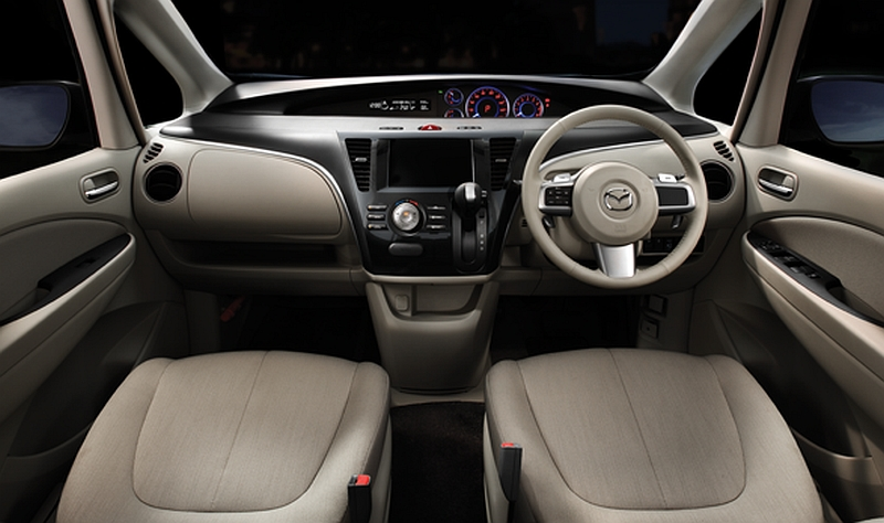 Mazda Biante MPV to debut in Malaysia in November – 'new look' CX-9 SUV to premiere alongside it Image #200920