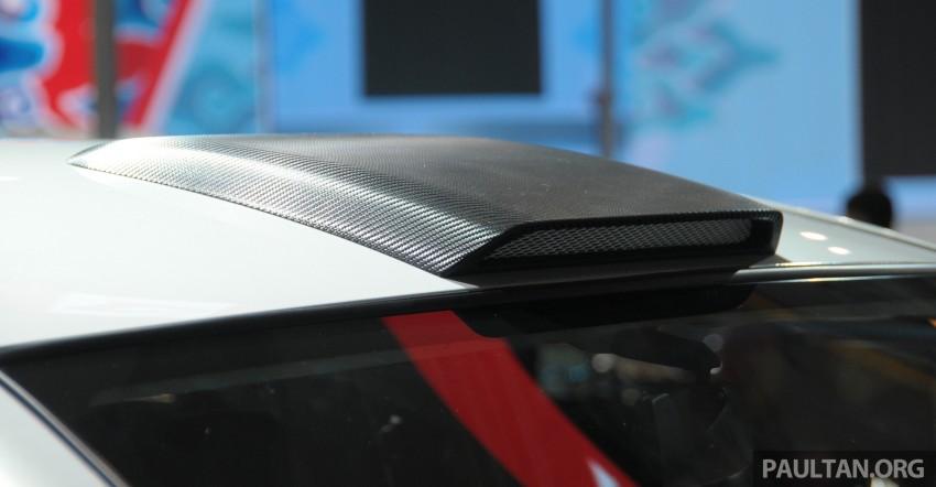 Daihatsu Ayla GT, Luxury and X-Track concepts Image #200225