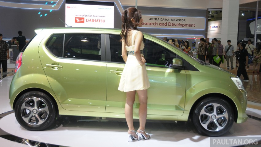 Daihatsu NC-Y and NC-Z concepts bow in at IIMS 2013 Image #200129