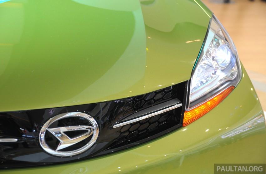 Daihatsu NC-Y and NC-Z concepts bow in at IIMS 2013 Image #200142