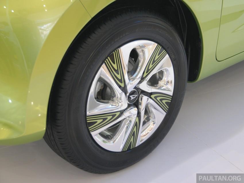 Daihatsu NC-Y and NC-Z concepts bow in at IIMS 2013 Image #200144