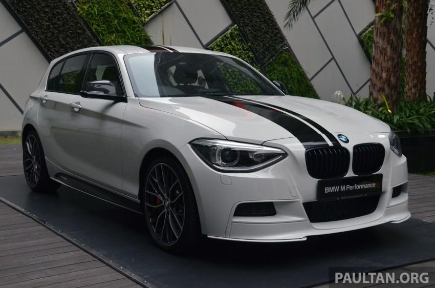 BMW 1 Series (F20) launched in Malaysia – 116i, 118i Sport/Urban, 125i Sport/M Sport, RM171k-254k Image #200012