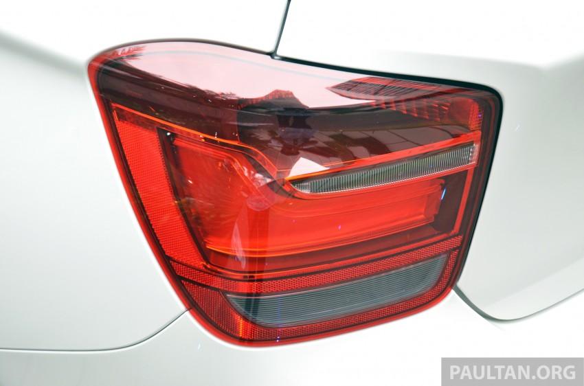BMW 1 Series (F20) launched in Malaysia – 116i, 118i Sport/Urban, 125i Sport/M Sport, RM171k-254k Image #200026