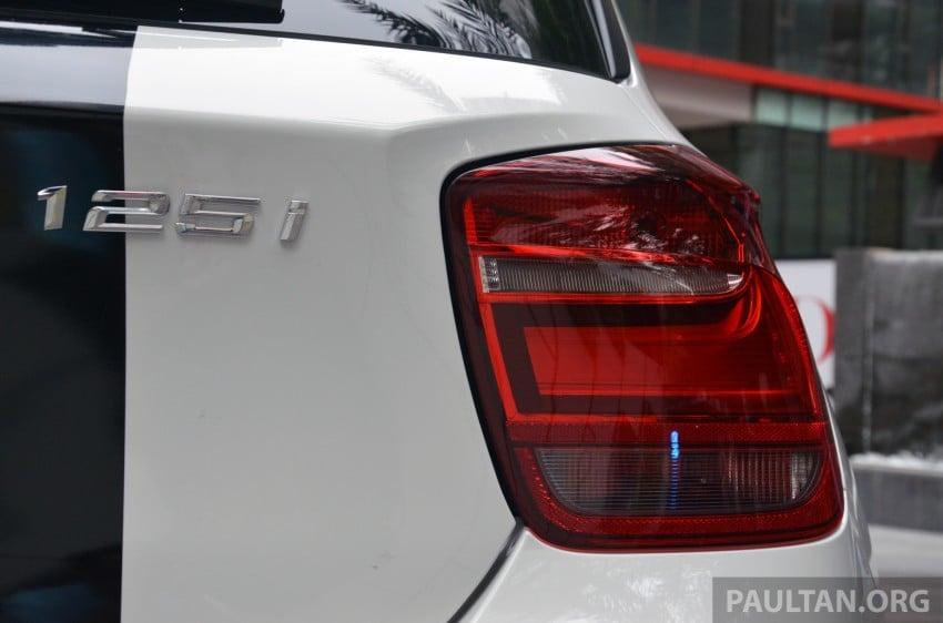 BMW 1 Series (F20) launched in Malaysia – 116i, 118i Sport/Urban, 125i Sport/M Sport, RM171k-254k Image #200027
