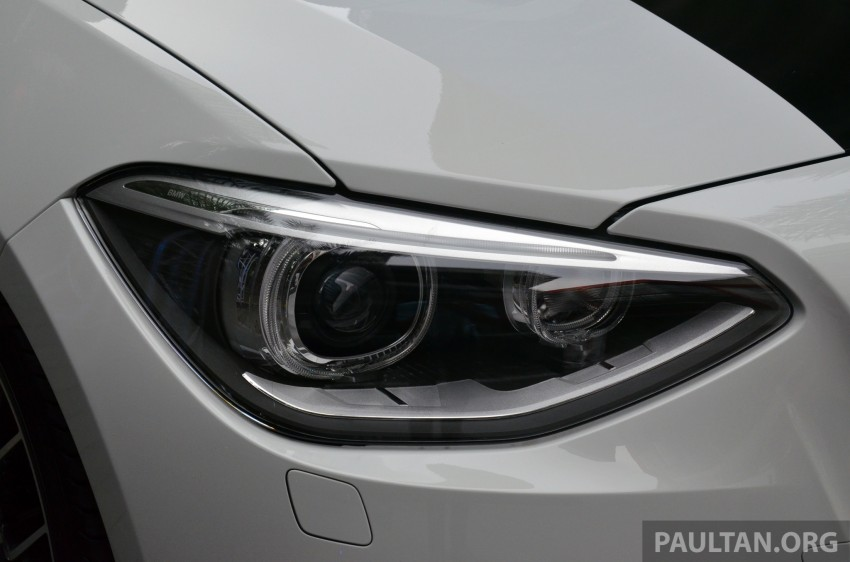 Bmw M Series >> BMW 1 Series (F20) launched in Malaysia – 116i, 118i Sport/Urban, 125i Sport/M Sport, RM171k ...